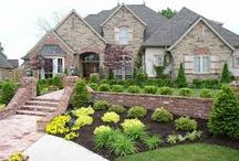 Front yard ideas / by Angie Chumley