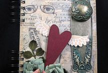 Projects - Art Journal / by Sherry Cheever