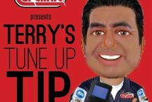 Terry's Tune-Up Tip / Terry Elm (Bobby Likis Car Clinic/PreRepair® Shop Foreman and ASE-Certified Master Technician with L1, F1 and X1 certifications) lends a little of his automotive genius to help everyday people!  / by Bobby Likis Car Clinic