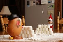 elf on the shelf / by Kira Poteet