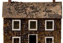 Doll houses. / by Cheryl Tempest Burton