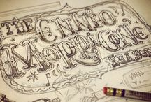 Typography / by Julie Molina