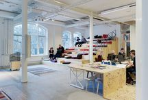 - coworking - / by Laura Suominen
