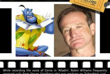 Robin Williams God Bless You / by Karen Alai