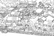 Cohousing / by Megan Wright ~Apple House Revival~