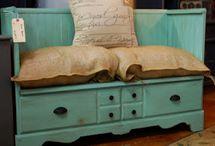 furniture / by Karen Haberstich Meadows