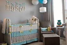 Baby Boy Nursery / by Jodi Salvadras
