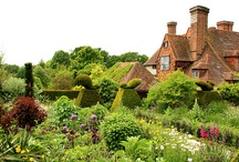 English Gardens / by Barbara Camp