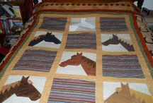 Quilts Horses / by Heidi Terveen