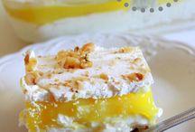 Desserts / by Susan Cozort Jones