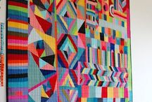 Improvisational Quilts / by Leila Gardunia
