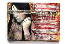 Art Journaling / by Amy Scott