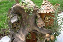 Fairy & Gnome Home Treasures / by BrendaO O