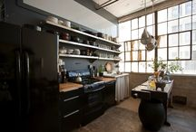 kitchens / by Whitney Yang