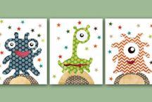 Kindergarten Decor Ideas / by Marian Holcomb