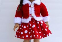 AG Christmas outfits / by Judy Sjostrom