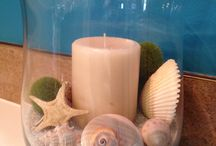 Sea Shell Decorations / by Erika Tirey