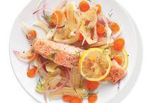 Fish Recipes / by Michelle Goldwasser