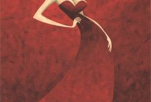 Red / by Heather Cohrs