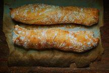 Bread/Pasta / by Josh Wenthold