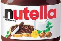 Nutella! / by Patrizia Regina