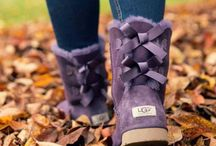 Uggs / by Cailey (I Follow Back)