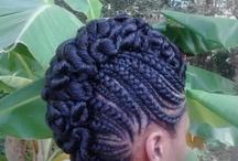 Hair, Hair & More Hair :-) / by Natalie P