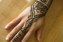 Henna Designs;) / by Falon Bosker