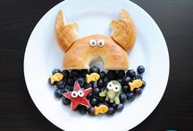 Kid Food / by Brandi Walker
