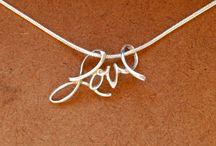 jewelry / by Vicki DeSalvatore/ Rustic Buckets