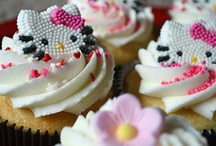 ::hello.kitty.cupcakes:: / by Lauren Lever