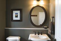 bathroom / by Jacqueline Bayliff