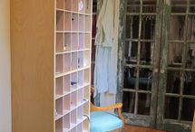 Closet Ideas / A collection of closet ideas for storage and organization. / by Allison Arnett
