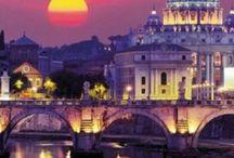 Rome/Rom/Roma / by Martina Fuchs