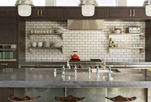 Hey I'm Eating Here - Kitchen Interiors / by Emily Betty