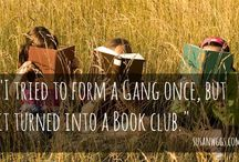 Book clubs / by Susan Wiggs