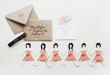 Invitations / by Elizabeth Grover