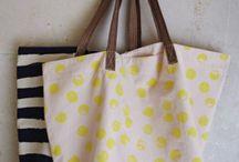 diy or buy? // bags. / by Jin Chu-Ferrer