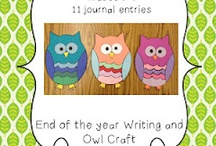 for my owl friends / by Lisa Weis Jacobs