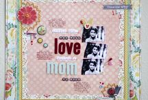 MME Celebrates! Mom&Dad: Cards, Crafts, Layouts / by My Mind's Eye inc