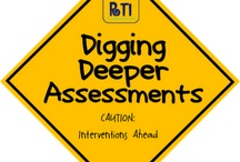 Assessments / by Dorothy Ivey