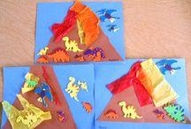 Dinosaur Ideas / by Nikki Adams