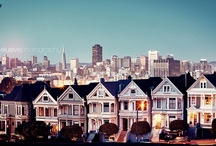 San Francisco / by Jenni Diekneite