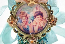 Vintage Bathing Beauties / by Alpha Stamps