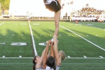 Cheer Stunts / by Shaina Carrico