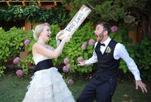 Fun and Funky couples / by Steff Metal - Gothic Wedding Planner