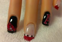 Game day Nails / by Eva Musgrove