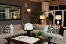 Living room ideas / by Katherine Melendez-Sierra
