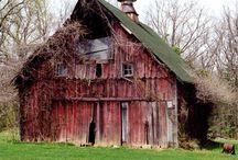 Old Barns, Bridges and Buildings / by Charlotte Blackburn