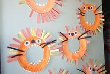 Preschool ideas / by Kayla Slade